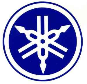 Logo Yamaha.